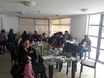 23/09/16 Con éxito se realizó junta extraordinaria de socios en Antofagasta: